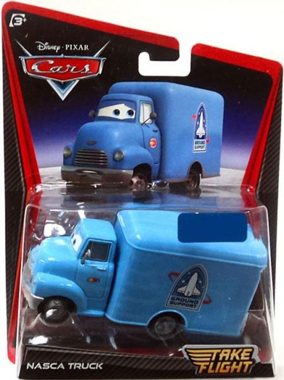 Disney Cars Take Flight Nasca Truck Exclusive Diecast Car
