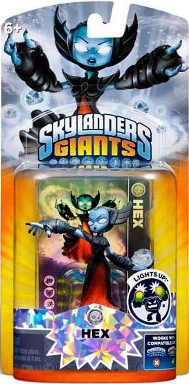Skylanders Giants Lightcore Hex Figure Pack