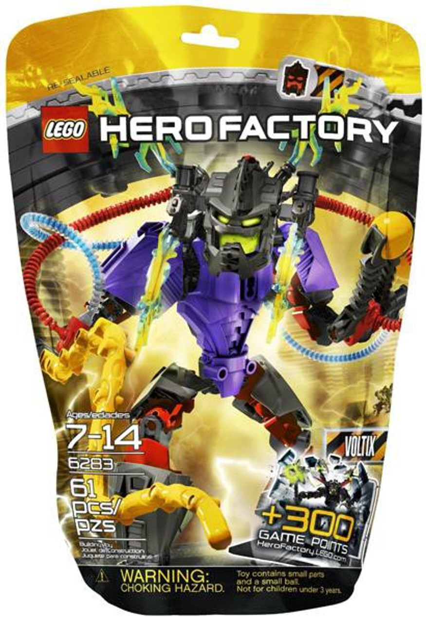 LEGO Hero Factory Voltix Set #6283