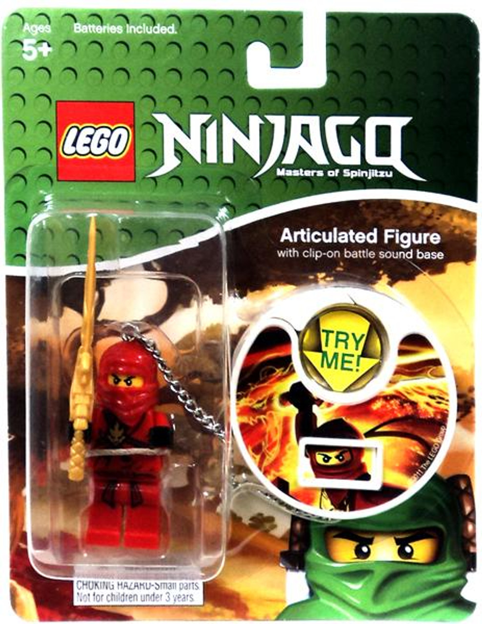 LEGO Ninjago Kai Clip On Minifigure #1749