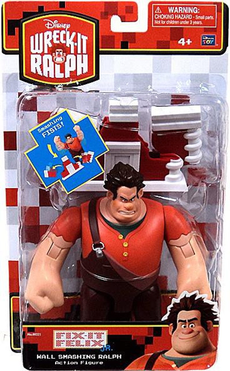 Disney Wreck-It Ralph Ralph Action Figure [Wall Smashing]