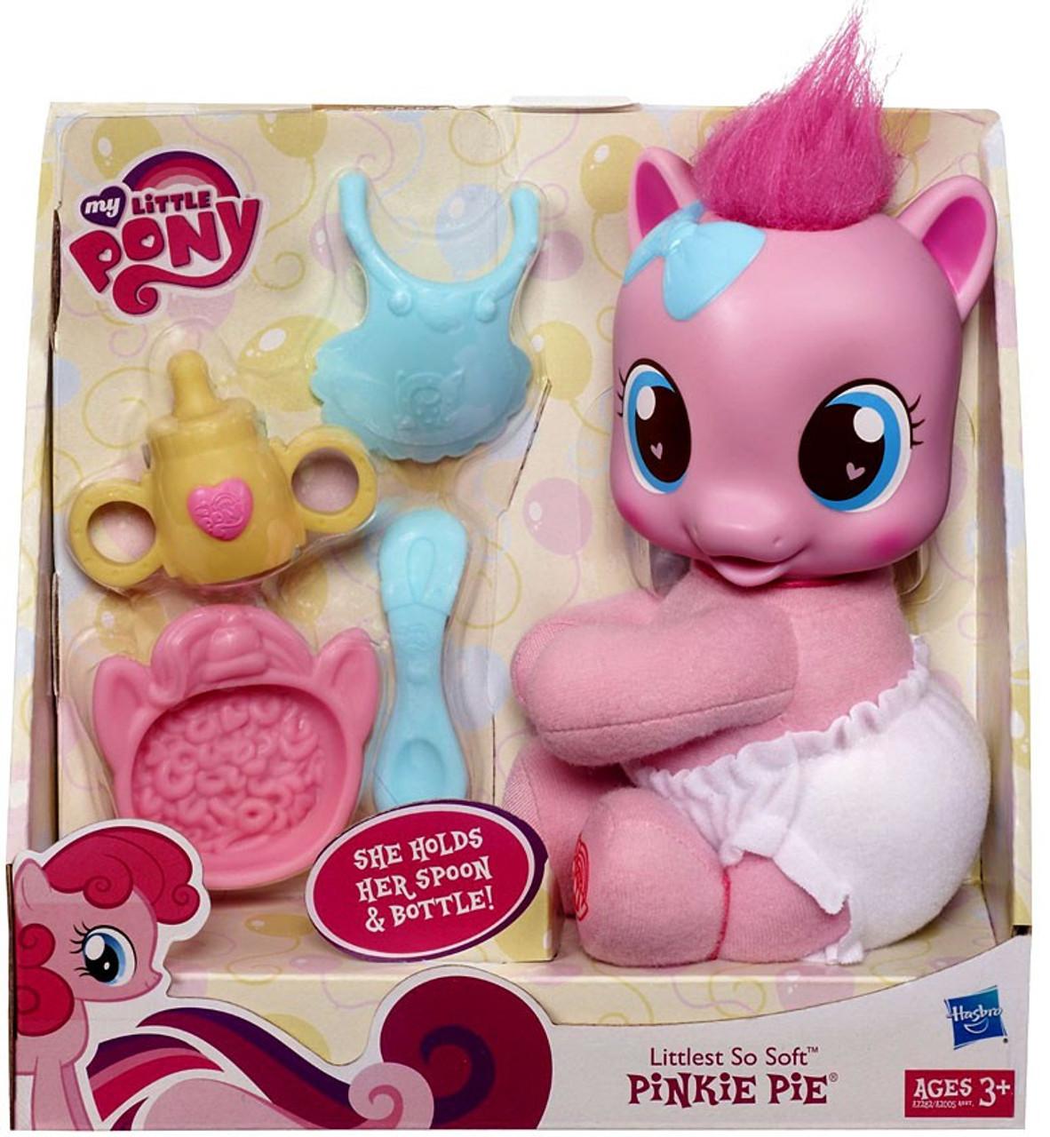 My Little Pony Littlest So Soft Pinkie Pie Doll