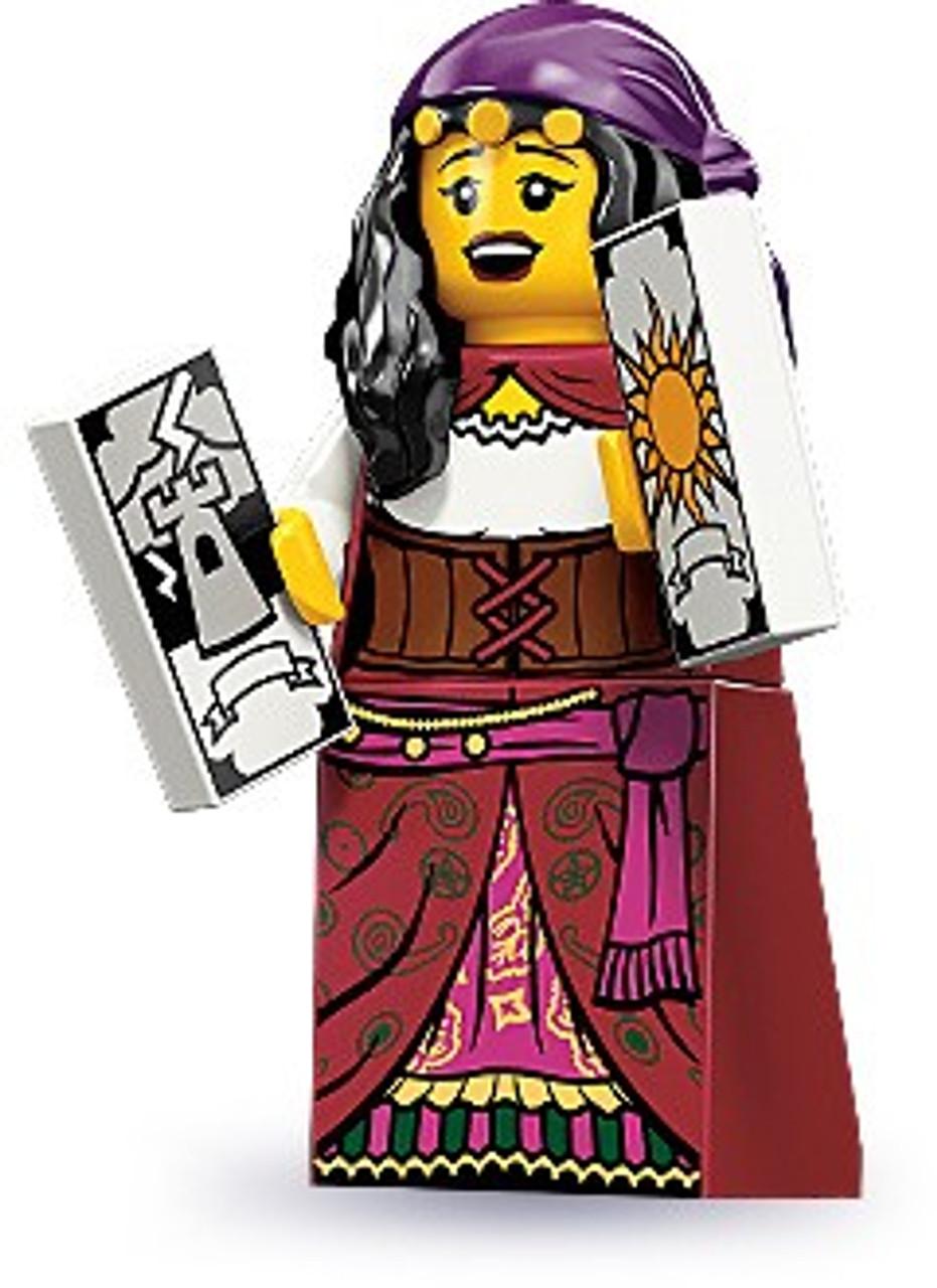 LEGO Minifigures Series 9 Fortune Teller Minifigure [Loose]
