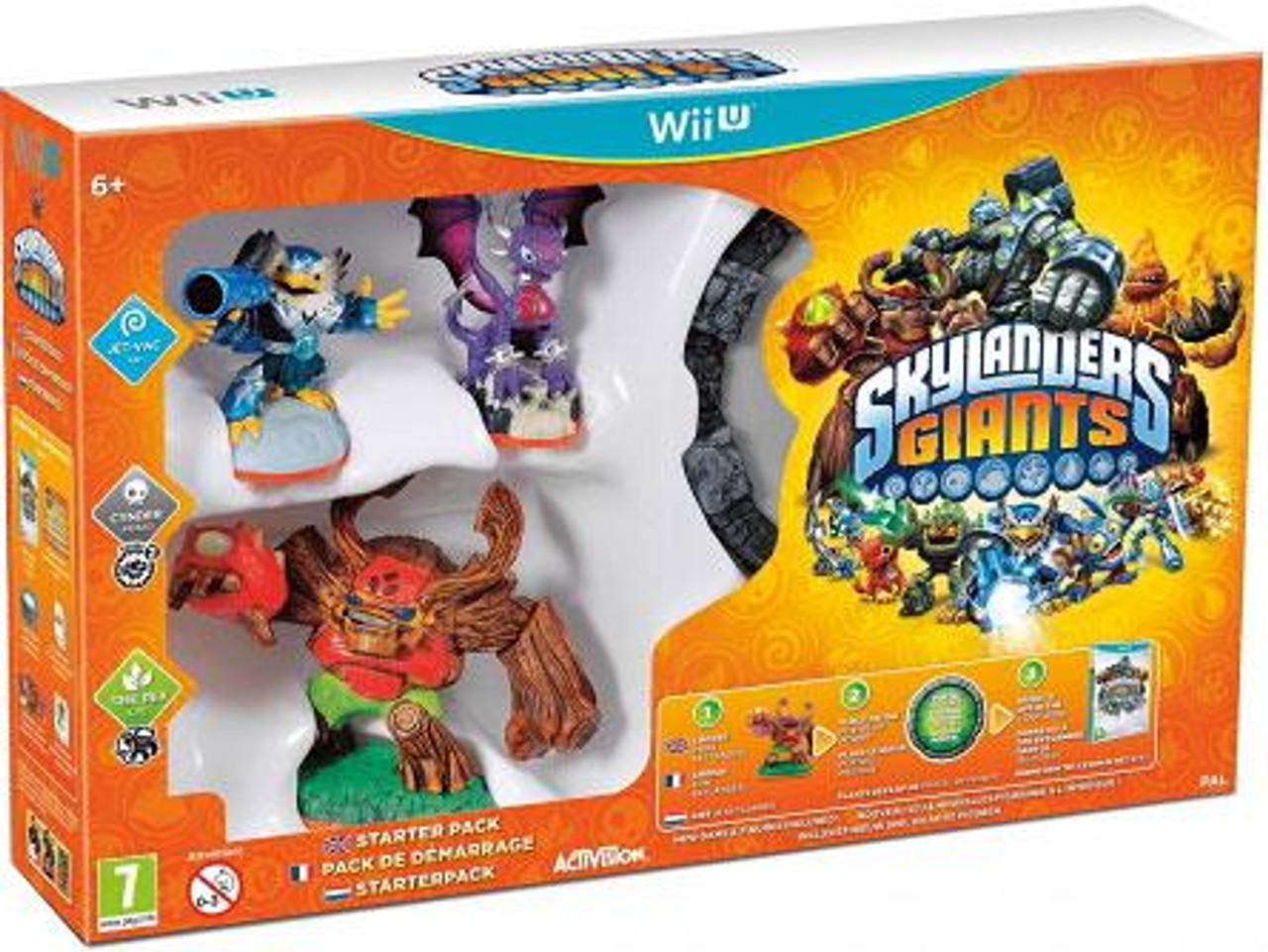 Skylanders Wii U Giants Starter Pack