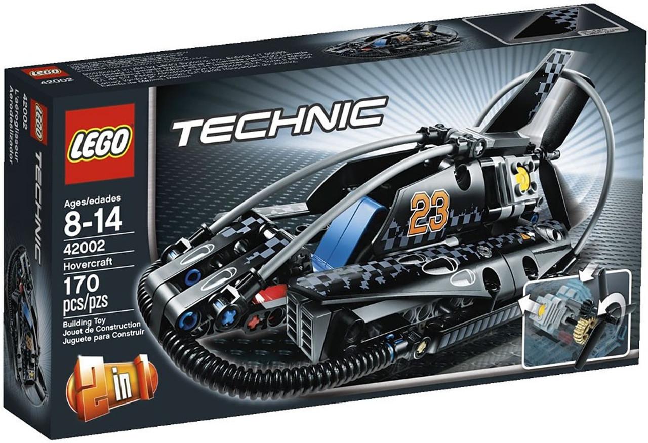 LEGO Technic Hovercraft Set #42002
