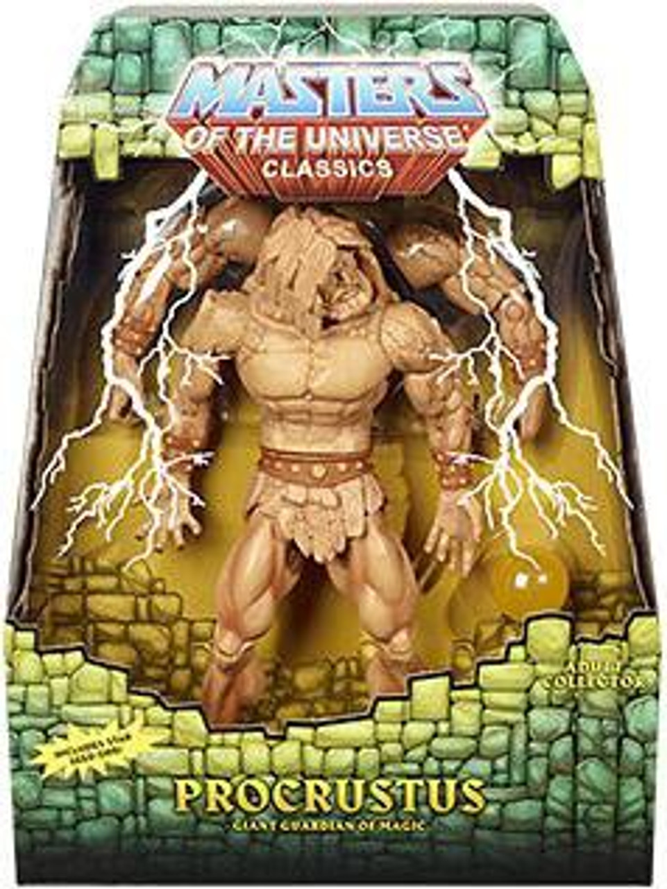 Masters of the Universe Classics Club Eternia Procrustus Exclusive Action Figure