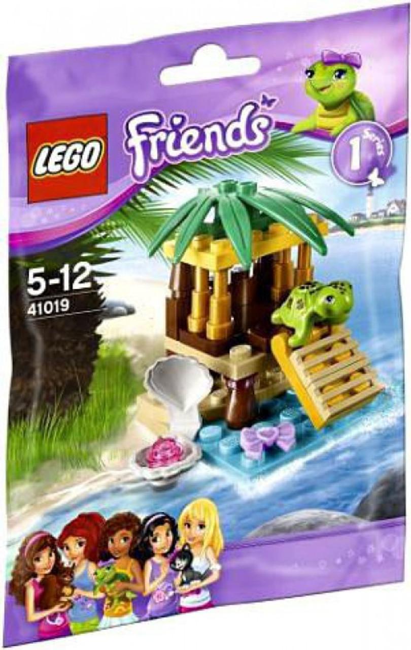 LEGO Friends Turtle's Little Oasis Mini Set #41019 [Bagged]
