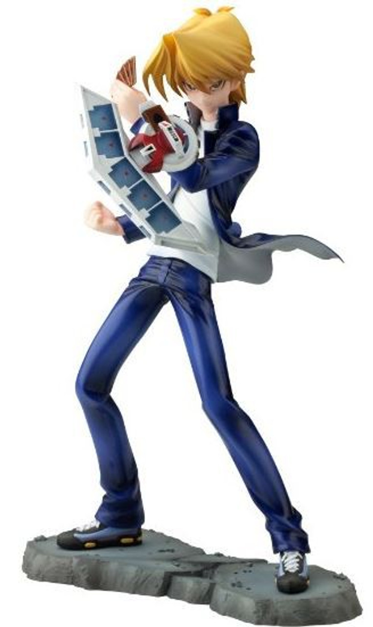 YuGiOh Joey Wheeler Ani-Statue