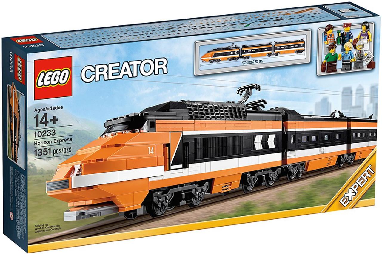 LEGO Creator Horizon Express Train Set #10233