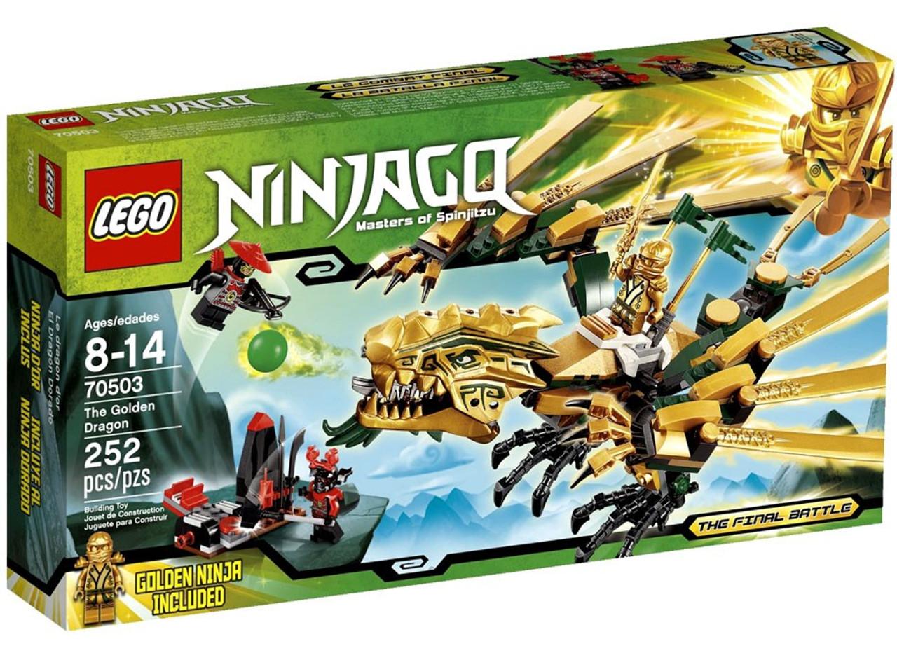 Worksheet. LEGO Ninjago The Final Battle The Golden Dragon Set 70503  ToyWiz