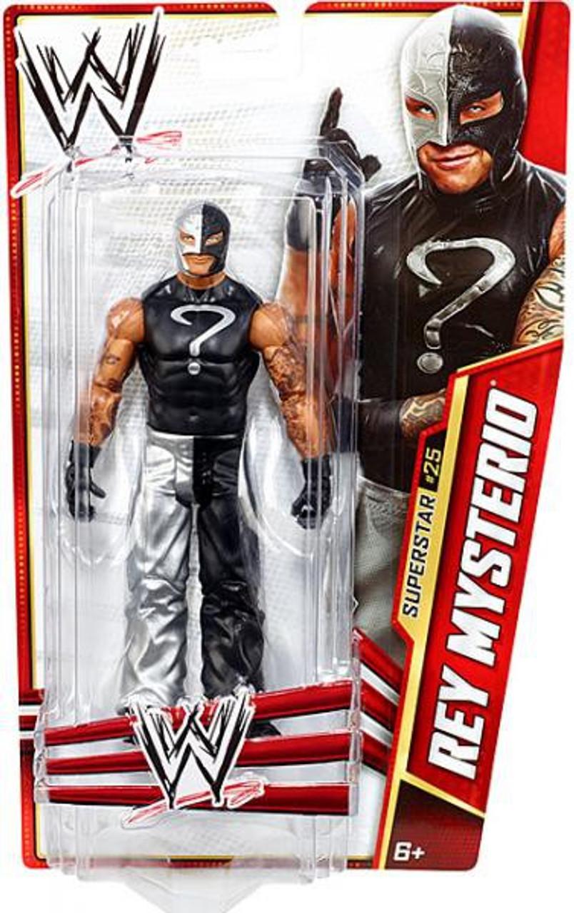 WWE Wrestling Series 28 Rey Mysterio Action Figure #25