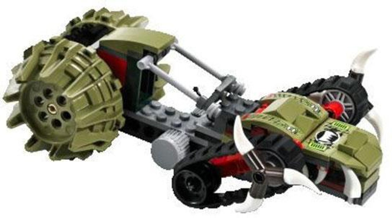 LEGO Legends of Chima Crawley's Claw Ripper Loose Vehicle [Loose]