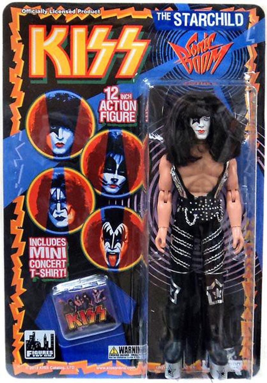 KISS Series 3 The Starchild 12 Inch Action Figure [Paul Stanley]
