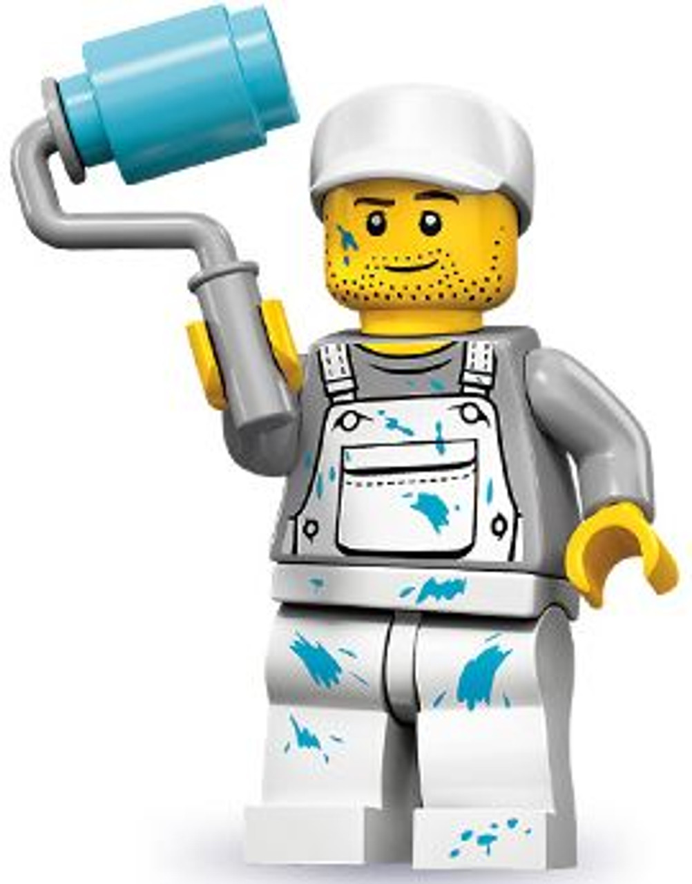 LEGO Minifigures Series 10 Painter Minifigure [Loose]