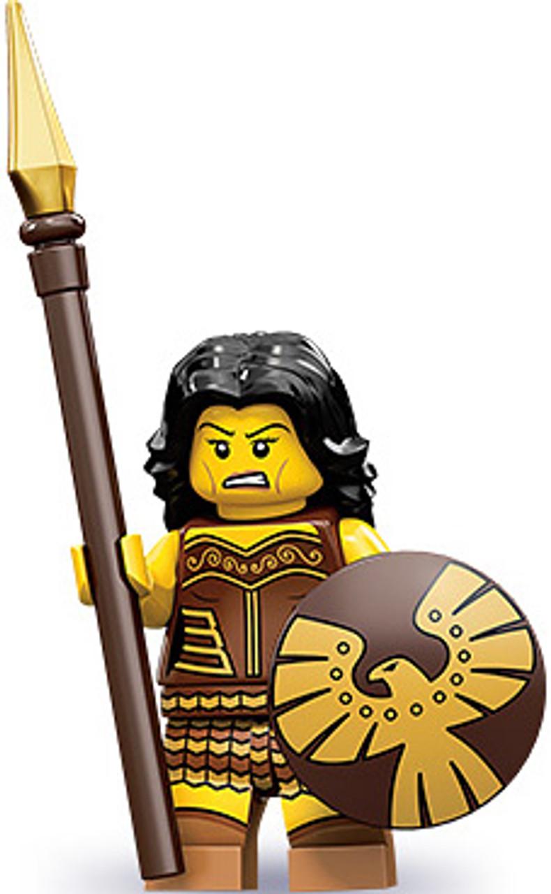 LEGO Minifigures Series 10 Warrior Woman Minifigure [Loose]