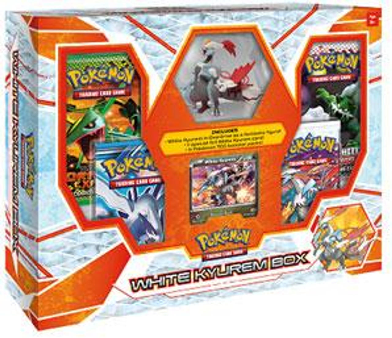 Pokemon Black & White White Kyurem Box