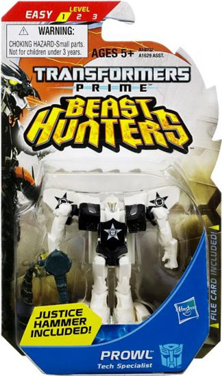 Transformers Prime Beast Hunters Prowl Legion Action Figure