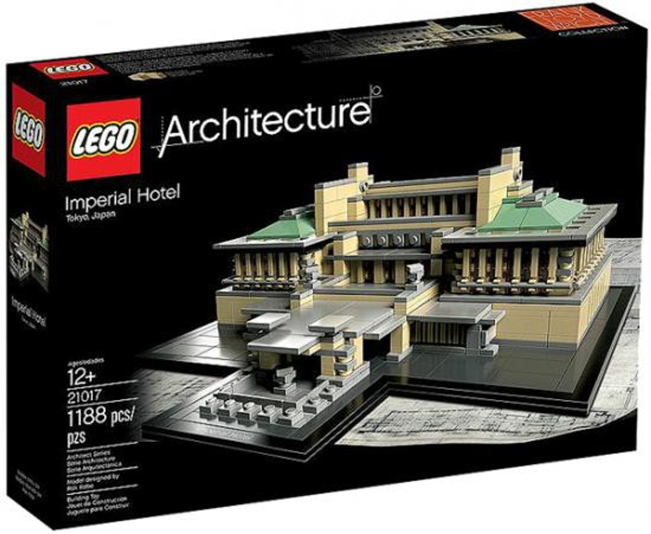 LEGO Architecture Imperial Hotel Set #21017
