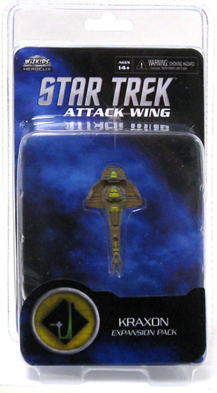 Star Trek Attack Wing Wave 0 Dominion Kraxon Expansion Pack