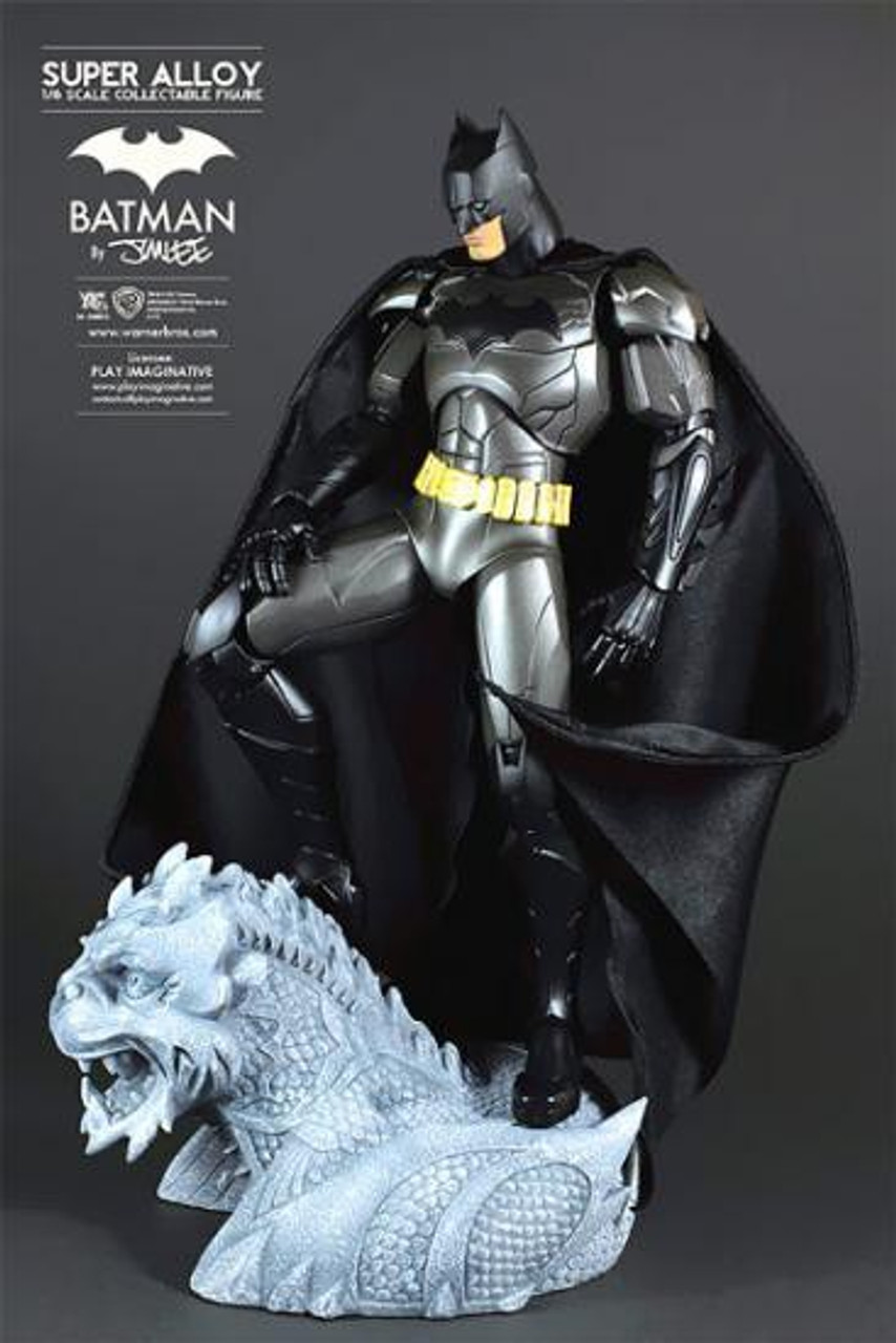 Super Alloy Diecast Batman 1/6 Collectible Figure [Jim Lee Version]