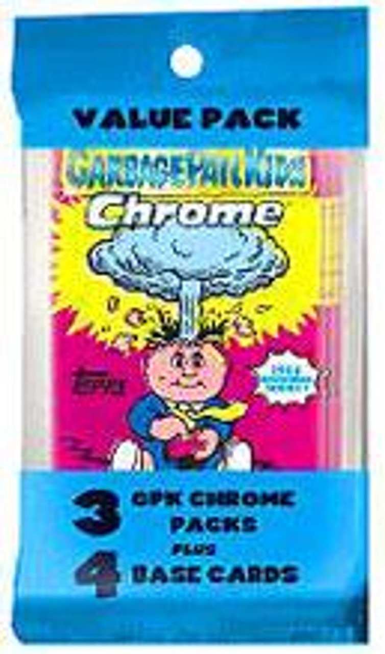 Garbage Pail Kids 2013 Chrome Trading Card Value Pack
