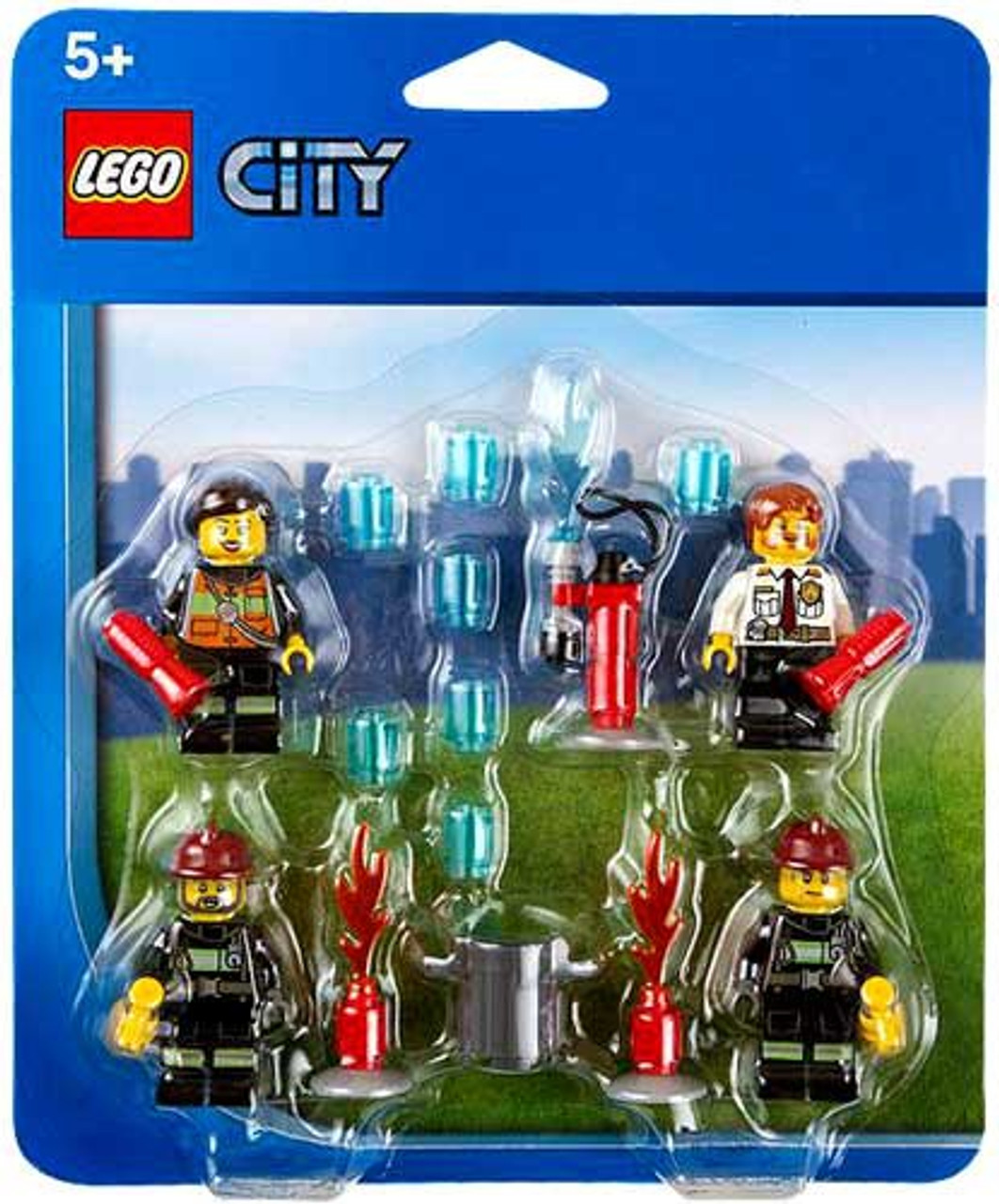 Lego City Firefighters Set 850618 Toywiz