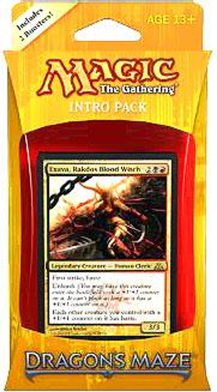 MtG Dragon's Maze Rakdos Revelry Intro Pack