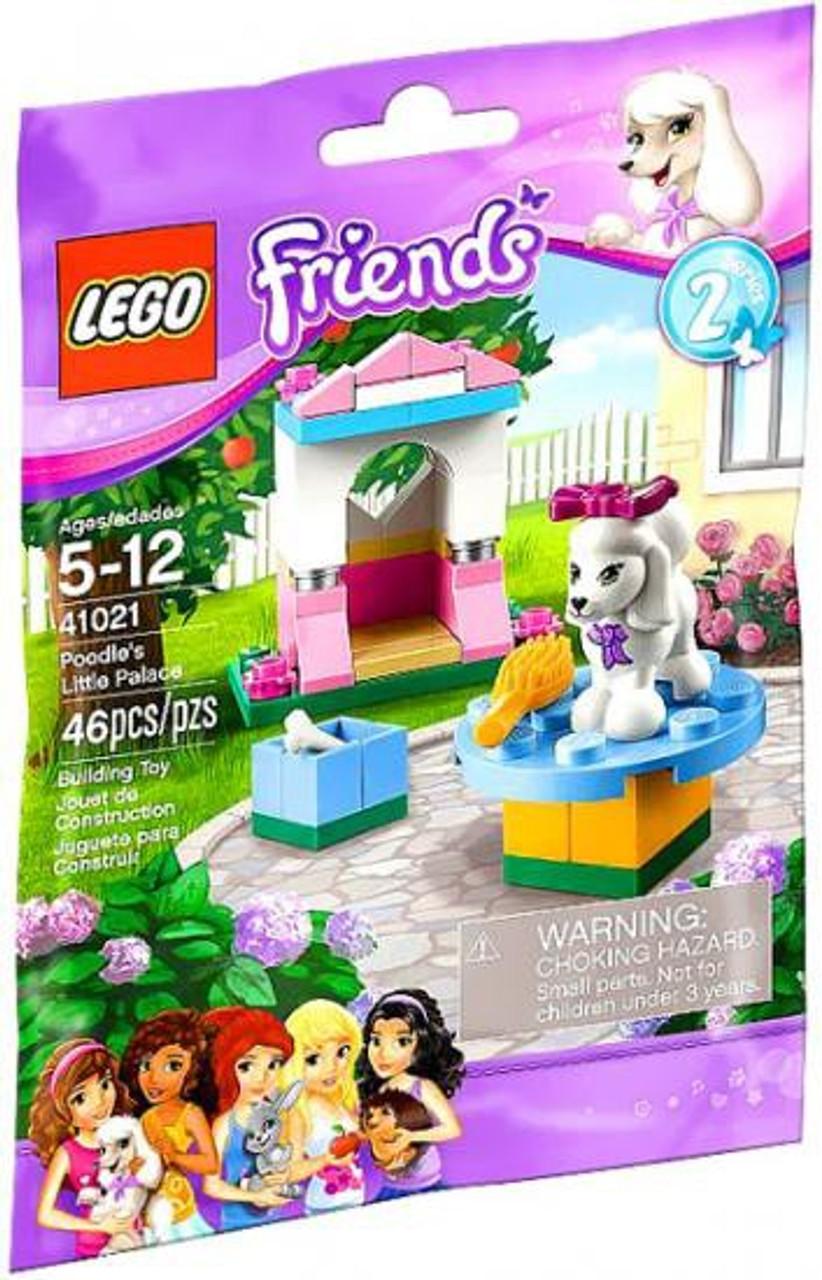 LEGO Friends Poodle's Little Palace Mini Set #41021 [Bagged]