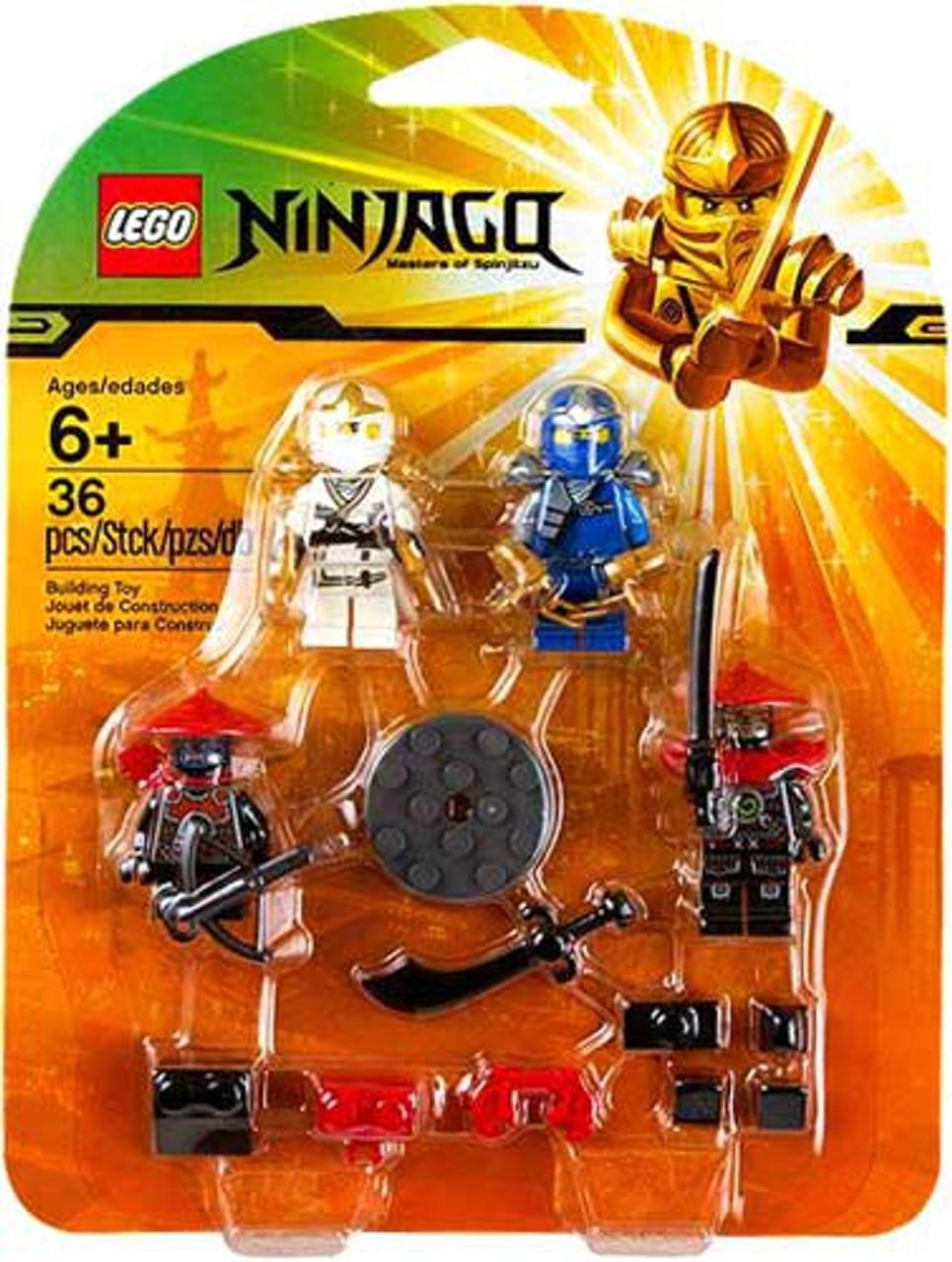 LEGO Ninjago Spinjitzu Spinners Samurai Accessories Set #850632