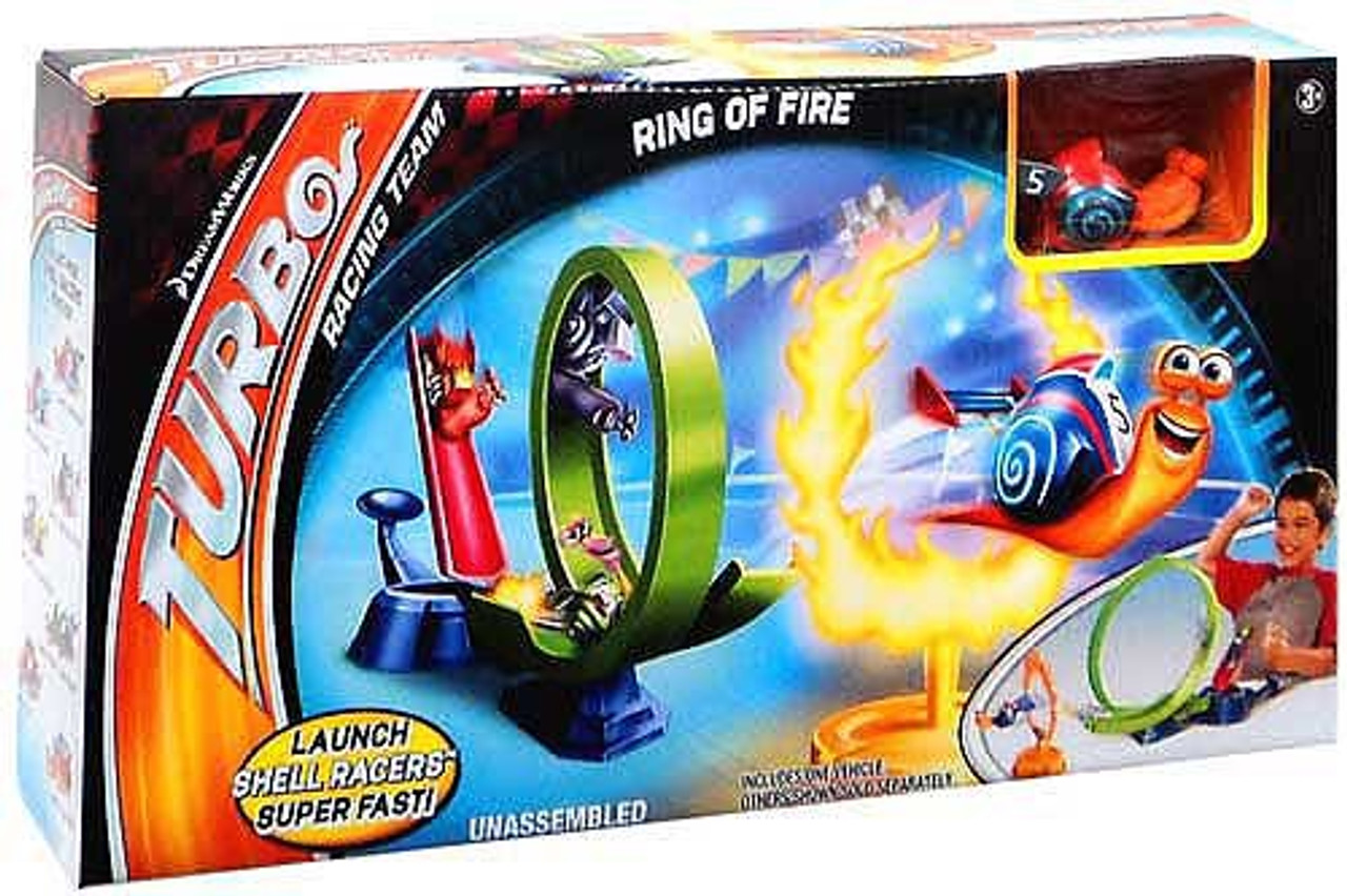Turbo Ring of Fire Track Set