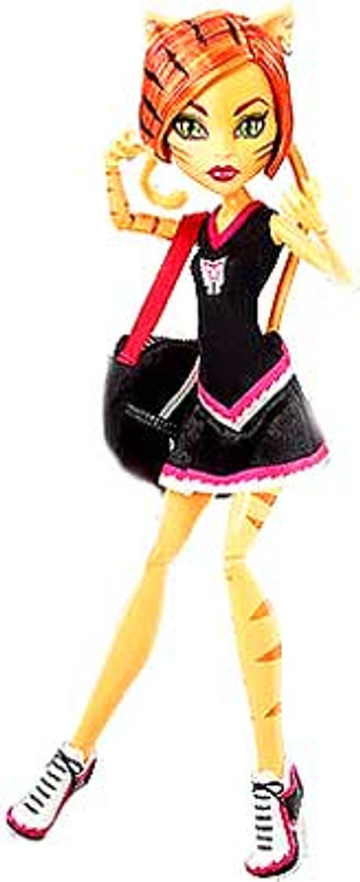 Monster High Fearleading Toralei Exclusive 10.5-Inch Doll [Loose]