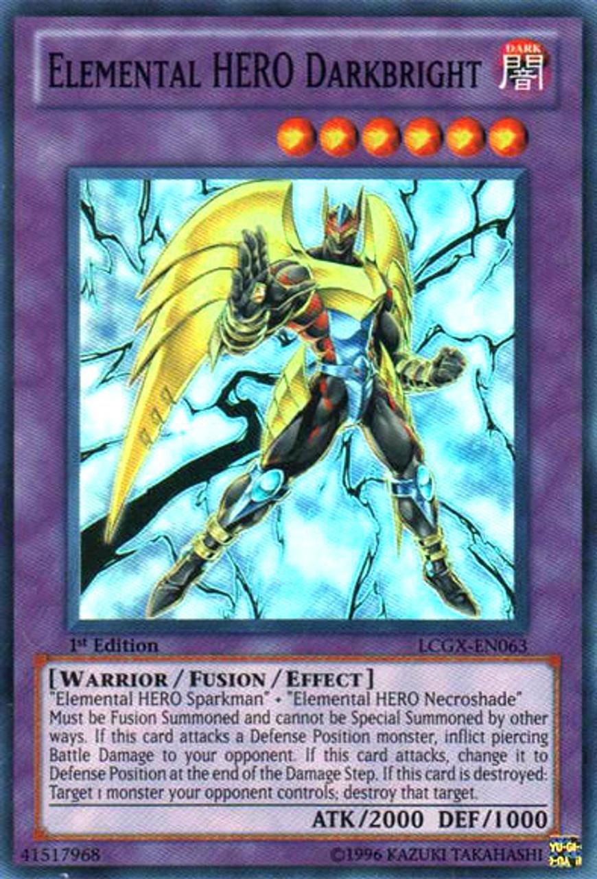 yugioh gx legendary collection 2 single card super rare