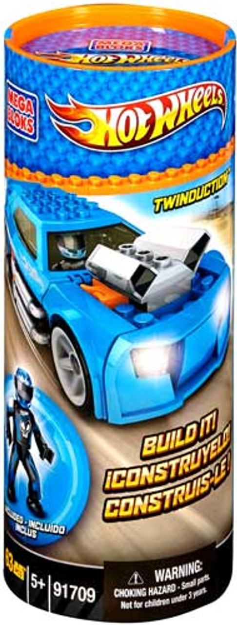Mega Bloks Hot Wheels Twinduction Set #91709