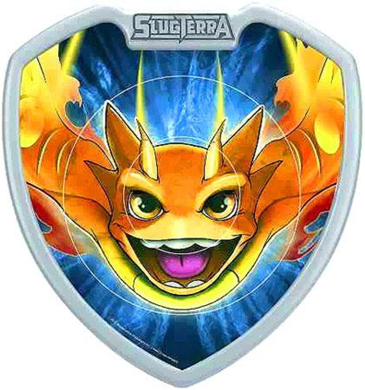 Slugterra Burpy Shield Target [Loose]