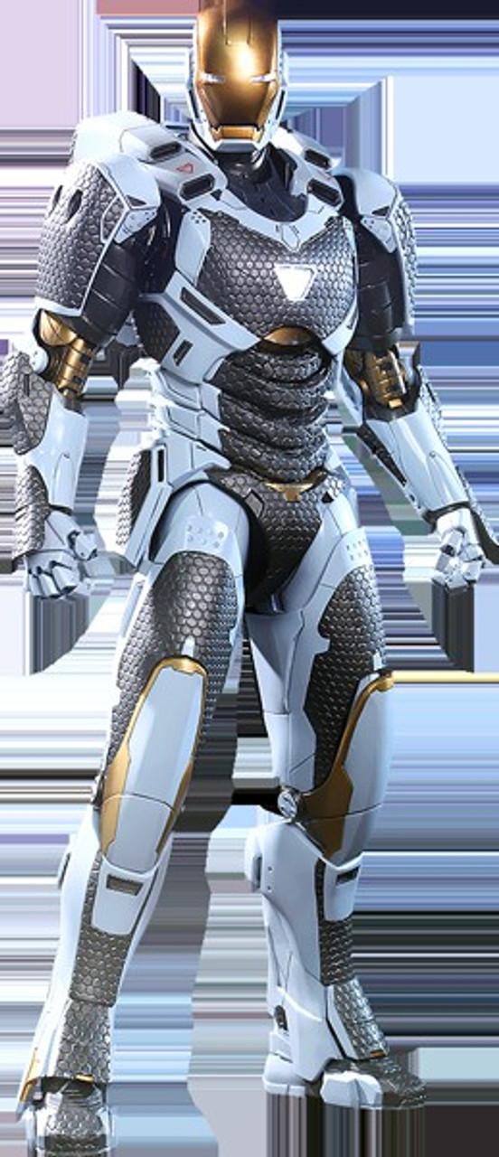 Iron Man 3 Movie Masterpiece Iron Man Mark 39 Starboost 1/6 Collectible Figure