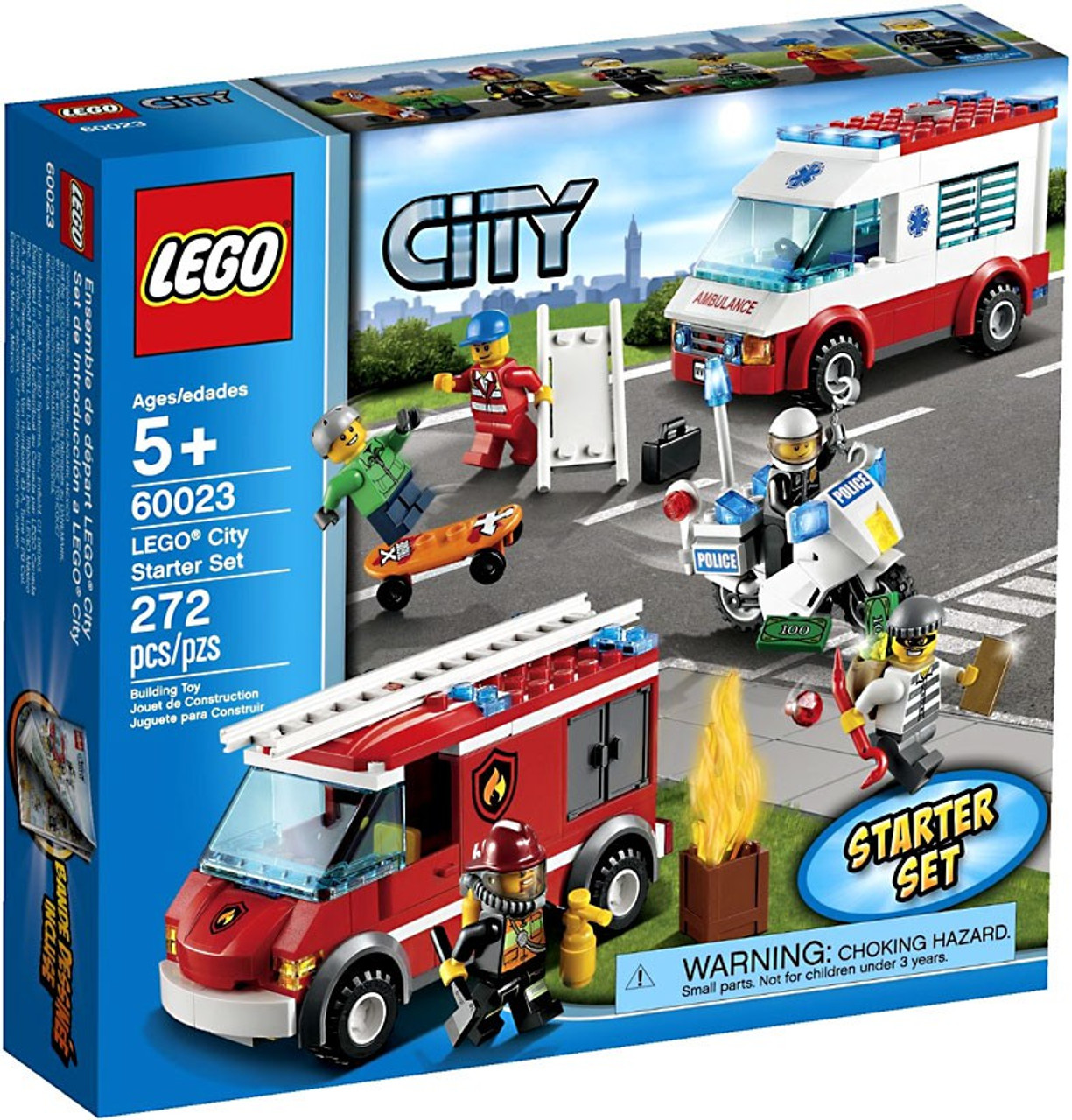 LEGO City Starter Set Set #60023