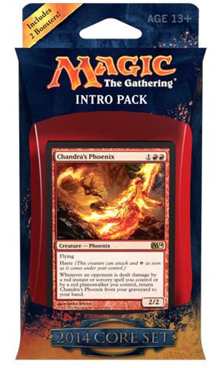 MtG Magic 2014 Fire Surge Intro Pack
