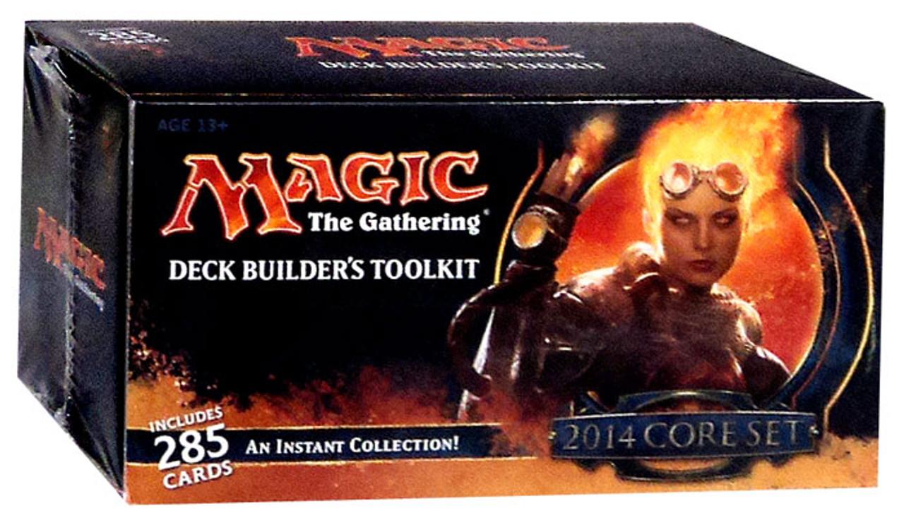 MtG Magic 2013 2013 Deck Builder's Toolkit [Sealed]