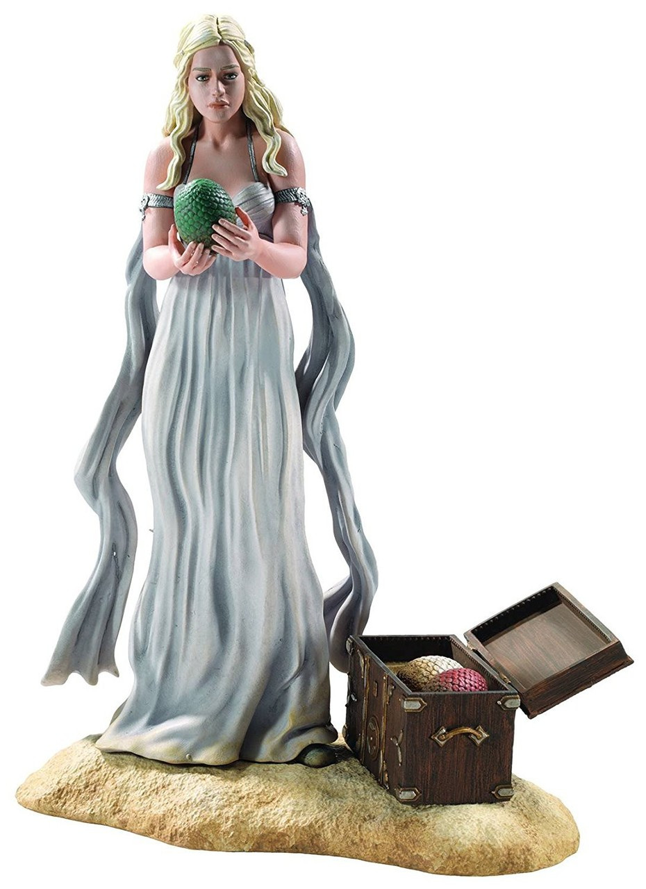 Game of Thrones Daenerys Targaryen 7.5-Inch Statue Figure
