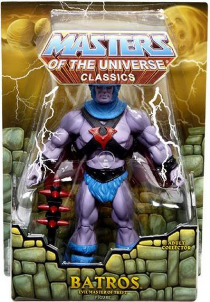 Masters of the Universe Classics Club Eternia Batros Exclusive Action Figure [Filmation]