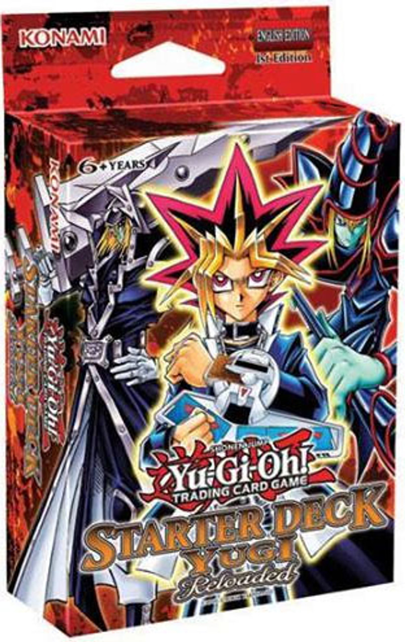 YuGiOh Yugi Reloaded (1st Edition) Starter Deck