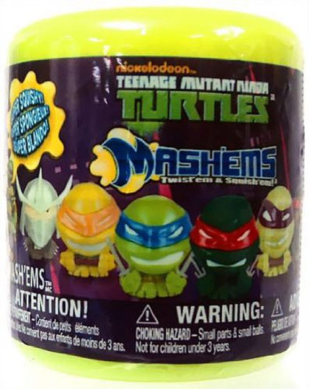 Teenage Mutant Ninja Turtles TMNT Series 1 Mash'Ems Mystery Pack