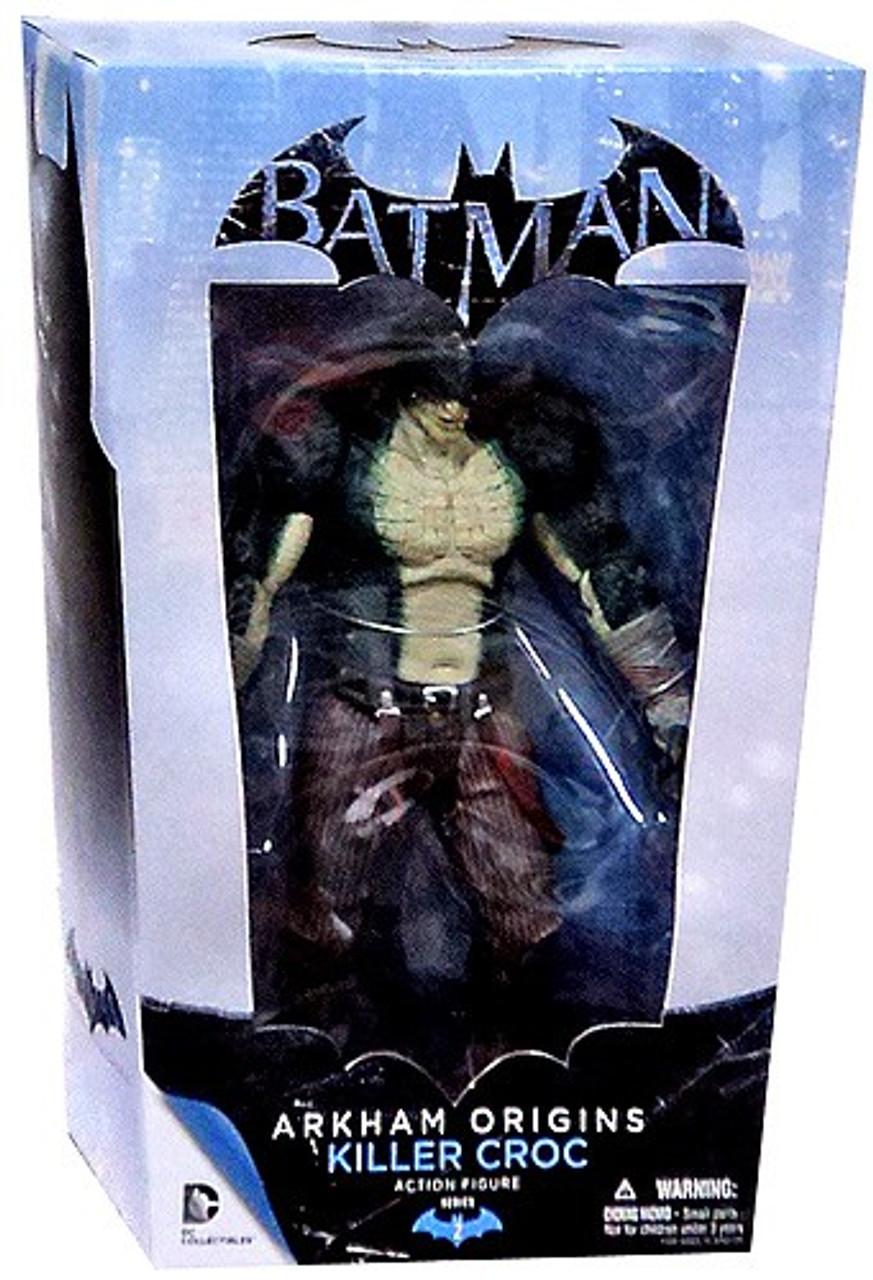 Batman Arkham Origins Series 2 Killer Croc Action Figure