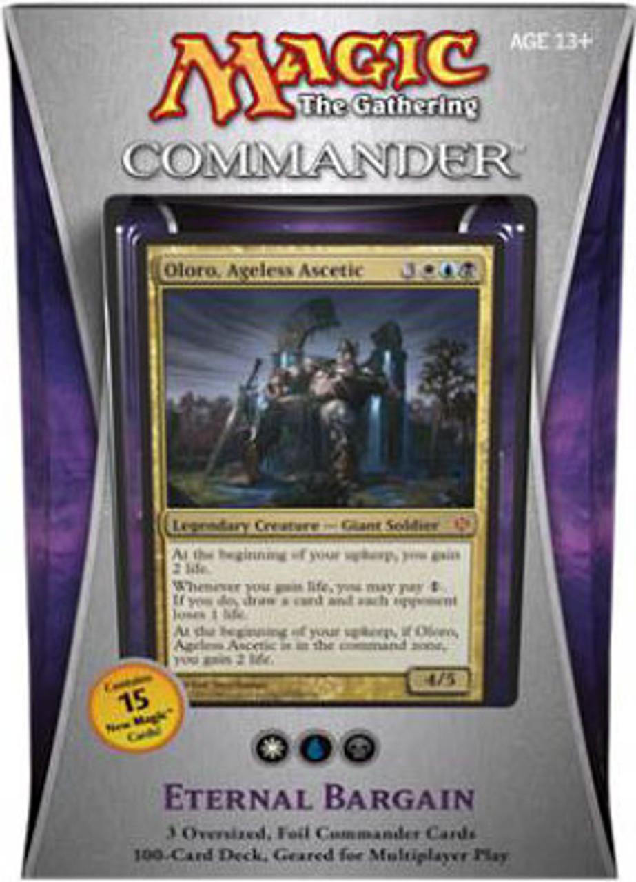 MtG Commander 2013 Eternal Bargain EDH Deck [Sealed Deck]