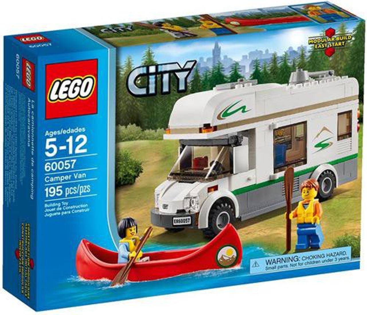 LEGO City Camper Van Set #60057