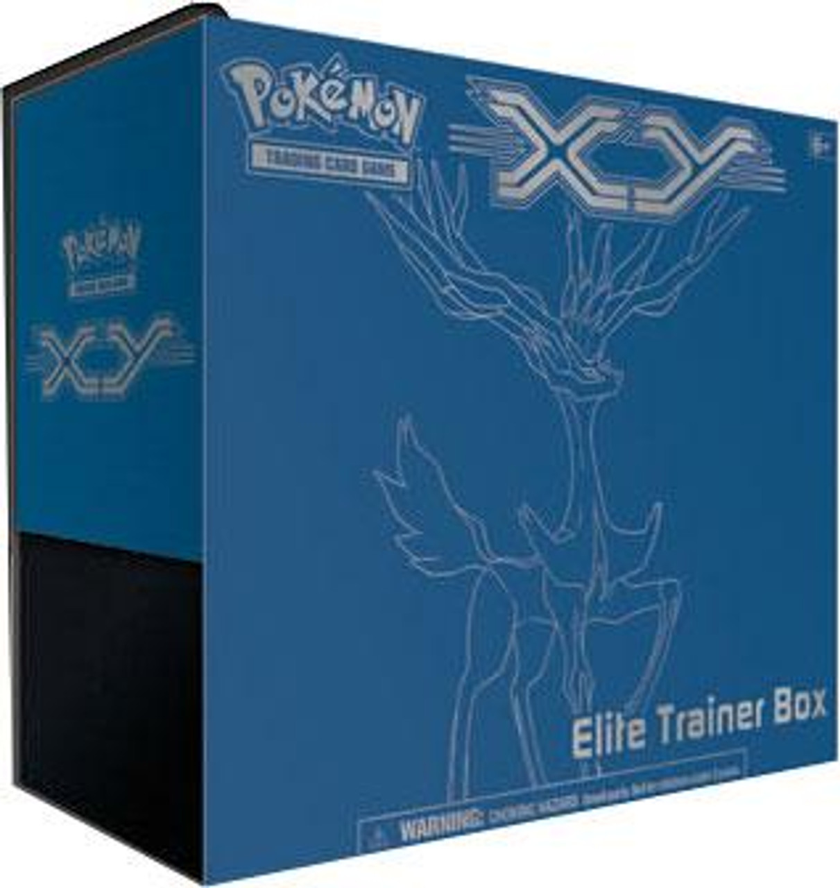 Pokemon XY Elite Trainer Box [Xerneas]