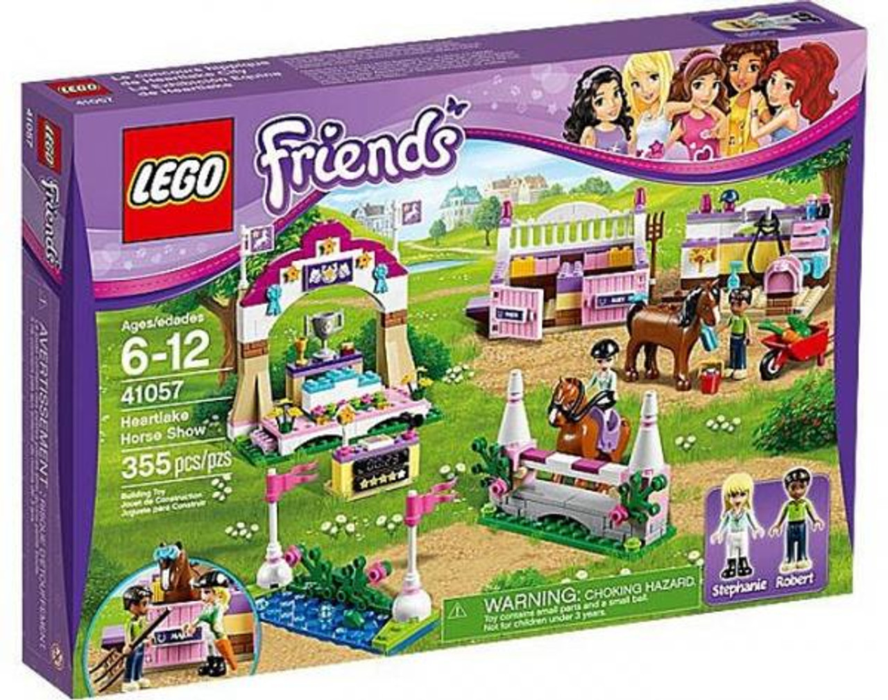LEGO Friends Heartlake Horse Show Exclusive Set #41057