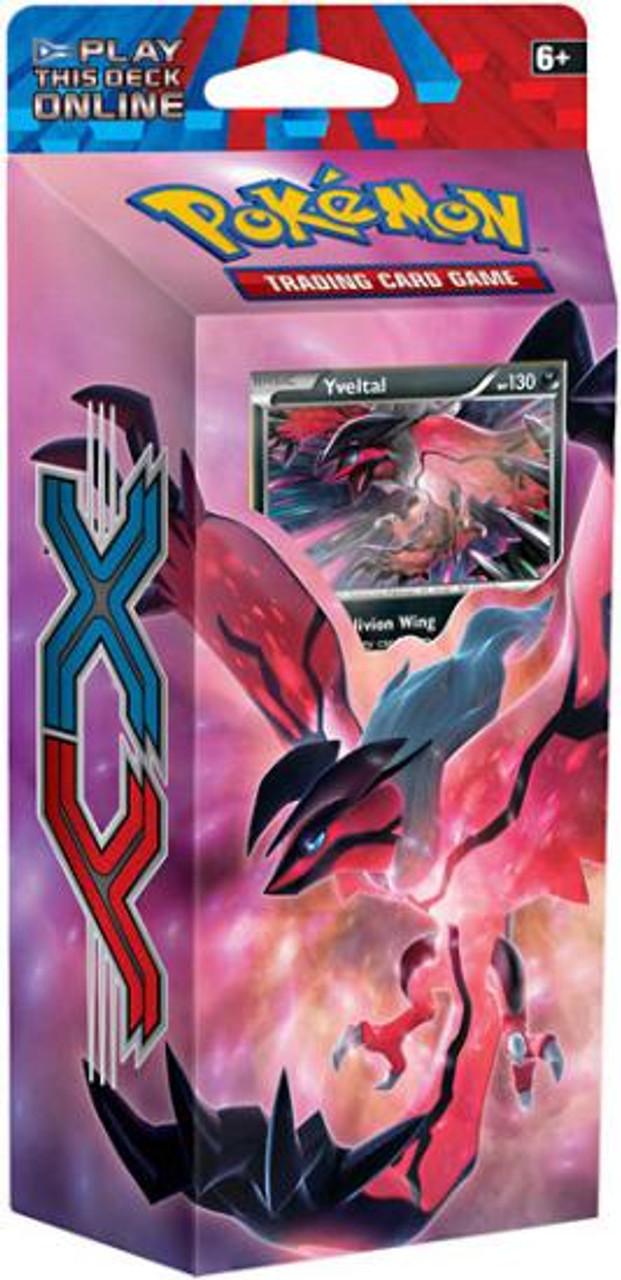 Pokemon XY X & Y Destruction Rush Theme Deck [Sealed Deck]