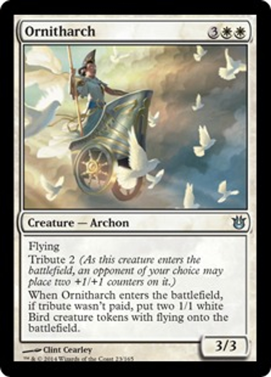 MtG Born of the Gods Uncommon Ornitharch #23