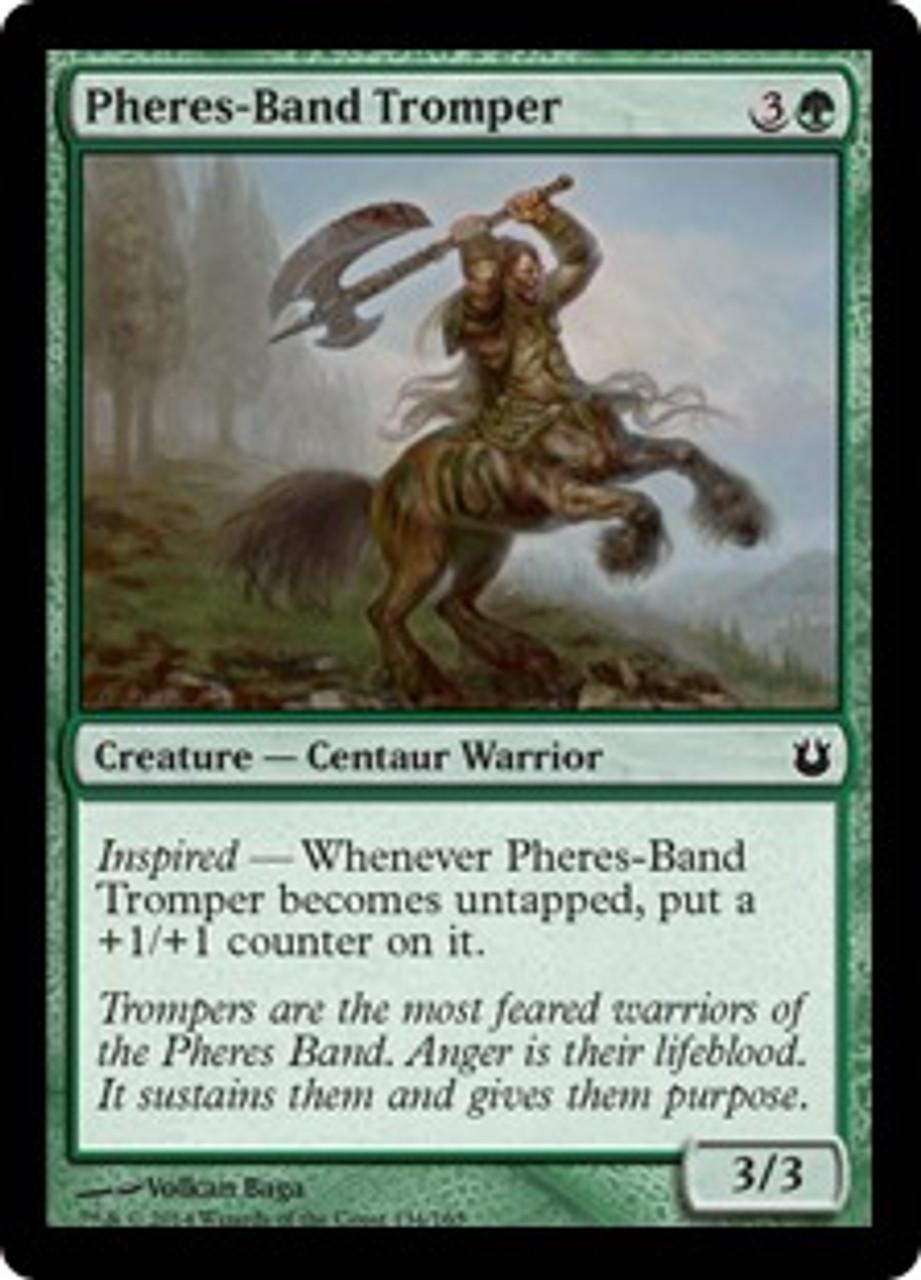 MtG Born of the Gods Common Pheres-Band Tromper #134